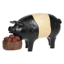Farmland Pig Figurine