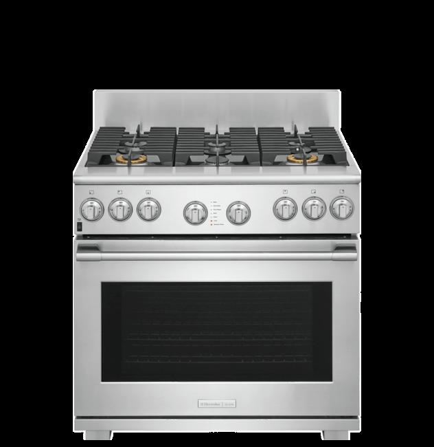 Electrolux Icon36'' Dual-Fuel Freestanding Range