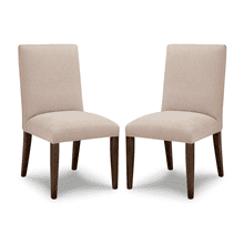Cordova Side Chair in Fabric