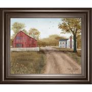 """Summer In The Country"" By Billy Jacobs Framed Print Wall Art Product Image"