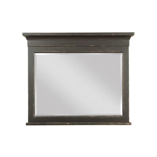 Reflection Mirror-anvil Finish