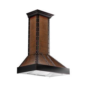 Zline KitchenZLINE Designer Series Wall Mount Range Hood (655-HBBBB) [Size: 30 inch]