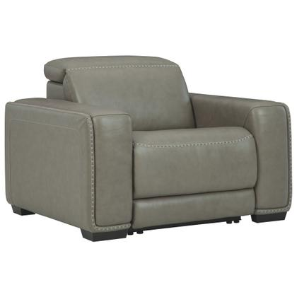 See Details - Correze Recliner With Power