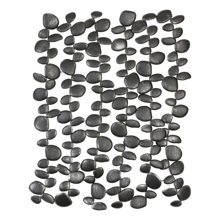 Uttermost - Skipping Stones Metal Wall Decor
