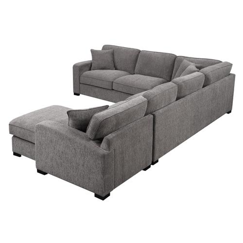Emerald Home Furnishings - 3 Piece Sectional