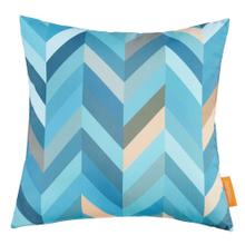 Modway Outdoor Patio Single Pillow in Wave