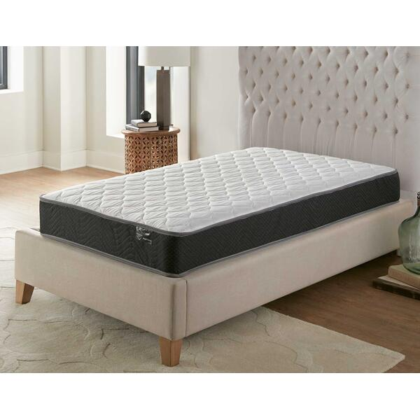 See Details - Silver Sleep Essential 8.5-inch Mattress, Twin