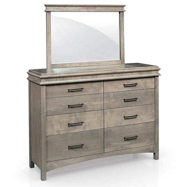 See Details - Montgomery 8-Drawer Dresser, 59 'w x 19'd x 45 'h