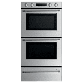 "Double Oven, 30"", 10 Function, Self-cleaning"