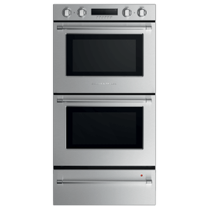 "Fisher & PaykelDouble Oven, 30"", 10 Function, Self-cleaning"