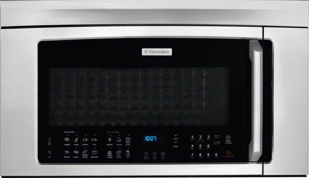 30'' Over-the-Range Convection Microwave Oven with Bottom Controls Photo #2