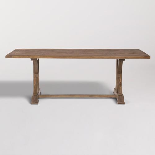 """Alder & Tweed - Bryant 84"""" Dining Table"""