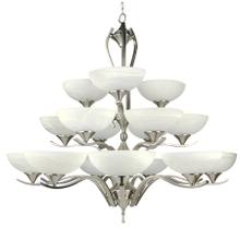 See Details - Glacier Point Collection 18-Light Chandelier