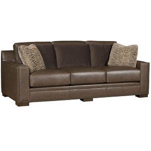 California Leather Sofa