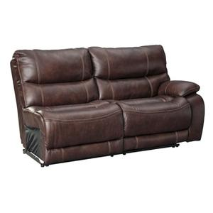 Signature Design By Ashley - Muirfield Right-arm Facing Power Reclining Loveseat