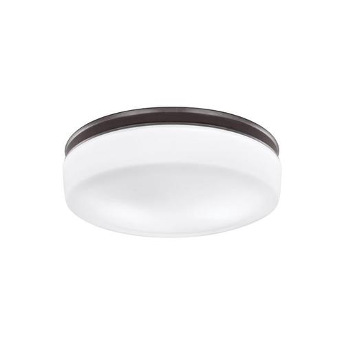 Issen Flush Mount Oil Rubbed Bronze