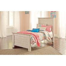 Willowton Twin Panel Footboard