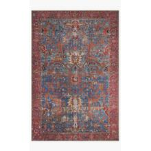 View Product - LQ-10 Blue / Red Rug