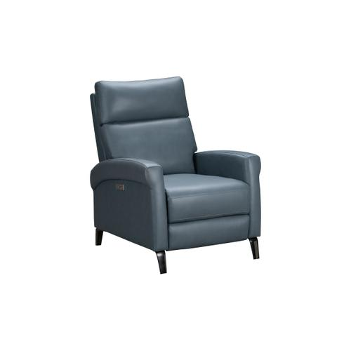 Simon Power Recline Bluegray