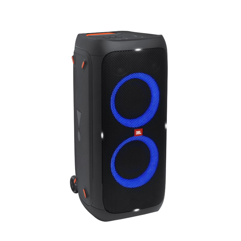 View Product - JBL Partybox 310 Portable party speaker with dazzling lights and powerful JBL Pro Sound