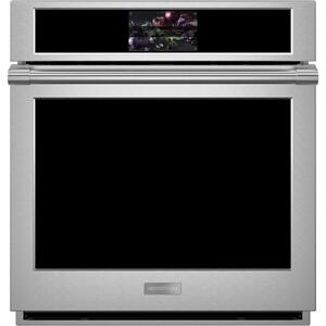 """MONOGRAMMonogram 27"""" Smart Electric Convection Single Wall Oven Statement Collection"""