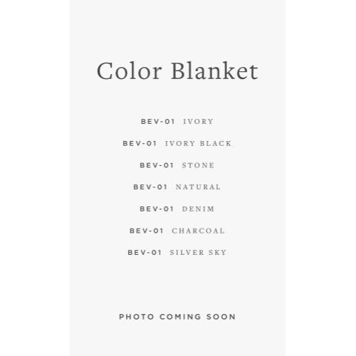 BEV-01 Color Blanket