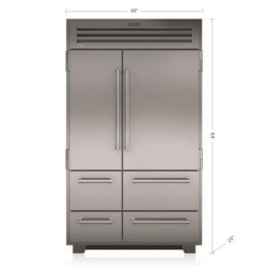"Subzero48"" PRO Refrigerator/Freezer"