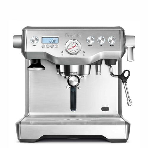 Espresso the Dual Boiler , Brushed Stainless Steel