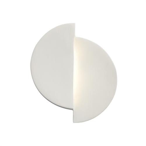ADA Offset Circle LED Wall Sconce
