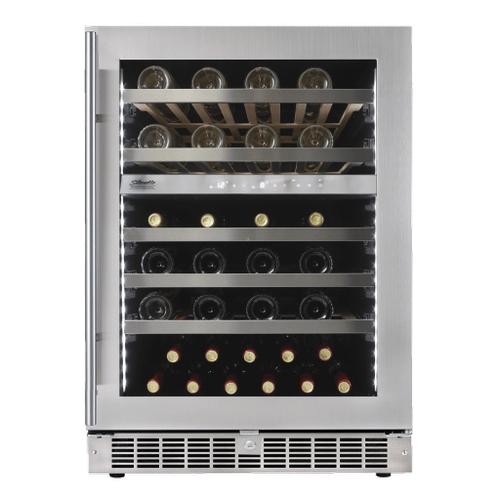 """Silhouette - Sonoma 24"""" Under-counter Wine Cellar"""