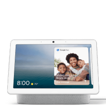 Google Nest Hub Max Chalk