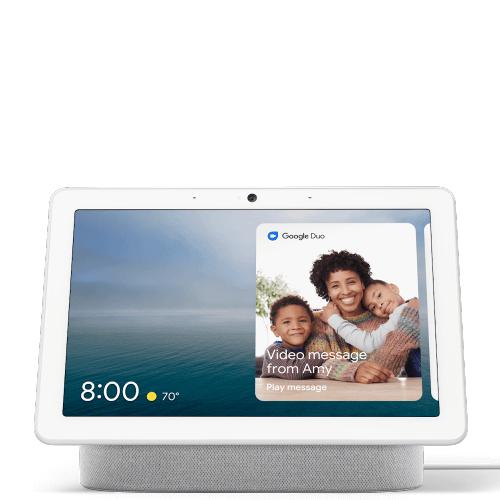 Nest - Google Nest Hub Max Chalk