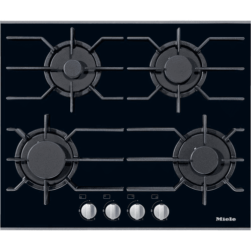 KM 3010 G - Gas cooktop with 4 burners