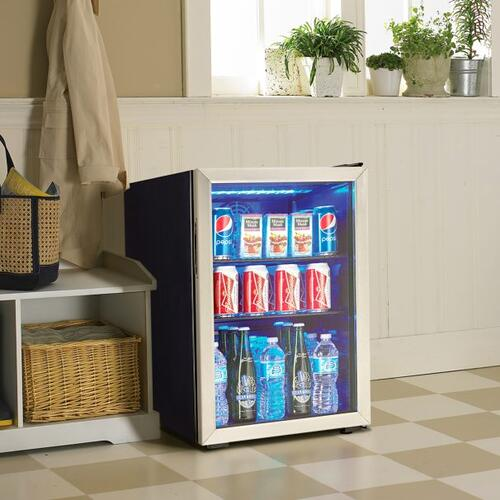 Danby - Danby 95 (355mL) Can Capacity Beverage Center