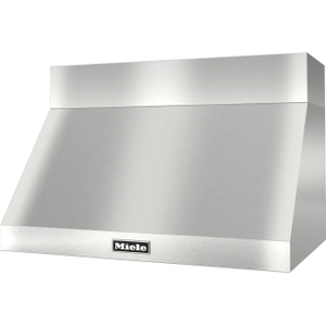 MieleDAR 1230 - Wall ventilation hood for perfect combination with Ranges and Rangetops.
