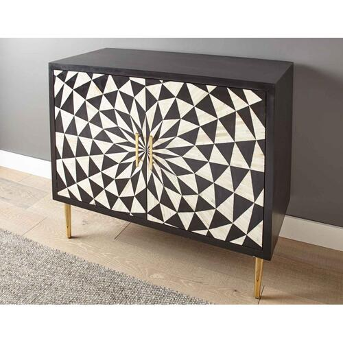 Product Image - Benzara Accent Cabinet