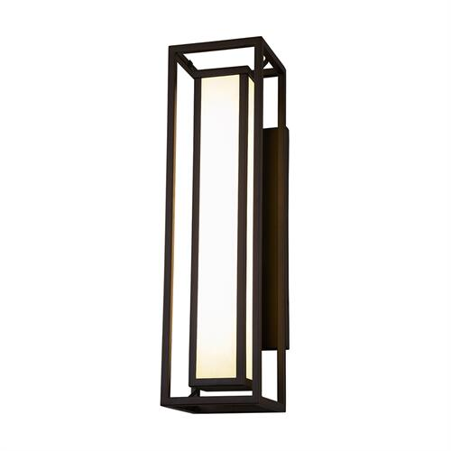 "24"" LED Outdoor Bayview Sconce"