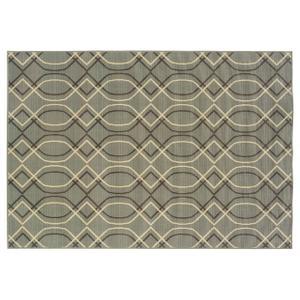 Sphinx By Oriental Weavers - Bali 4926L 8x11 Indoor/Outdoor Rug