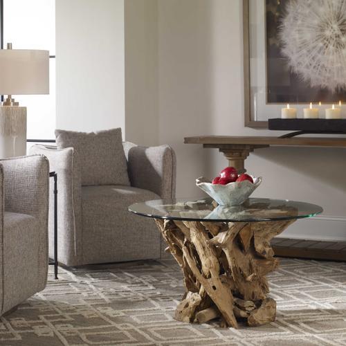 Driftwood Coffee Table