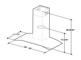 "Recirculating Kit for 30"" & 36"" Units"