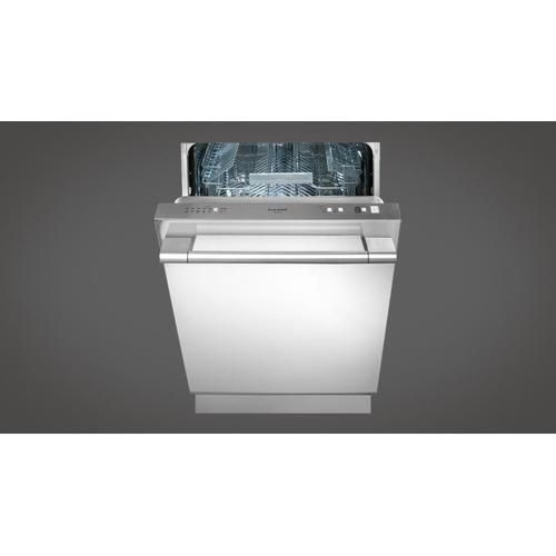 """24"""" Integrated Dishwasher - Stainless Steel"""
