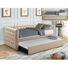 Trina Pearl Daybed Back+ Side Rail