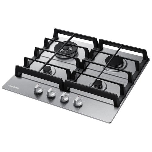 "24"" Gas Cooktop in Stainless Steel"