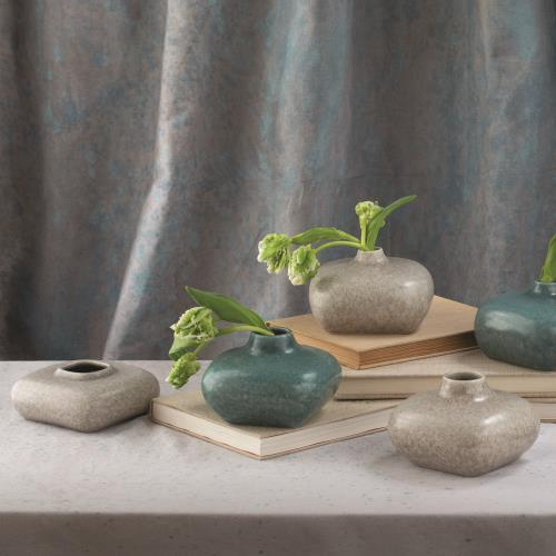 Modernist Vase-Mist-Tall