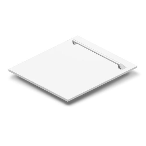 """Zline Kitchen and Bath - ZLINE 24"""" Tall Tub Dishwasher Panel (DPV-24) [Color: DuraSnow Stainless Steel]"""