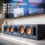 KlipschRW-34C Wireless Center Channel Speaker - Klipsch Reference Wireless