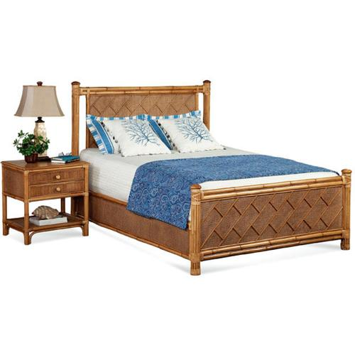 Braxton Culler Inc - Summer Retreat Chippendale Bed
