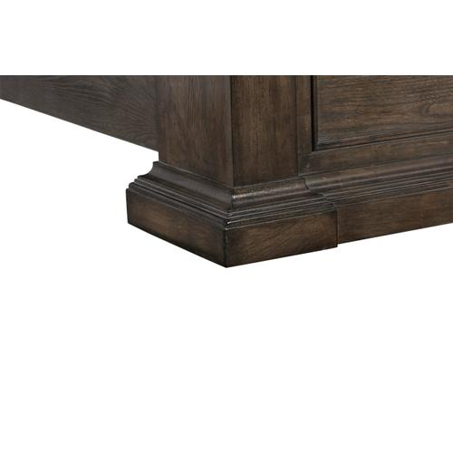 A.R.T. Furniture - Vintage Salvage California King Chambers Panel Bed