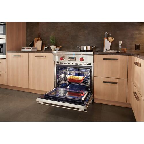 "Legacy Model - 30"" Transitional Induction Range"