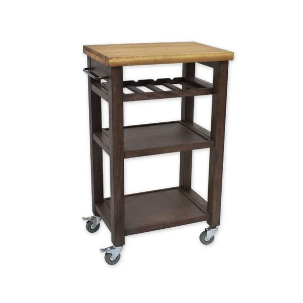 Belden Kitchen Cart, Grey